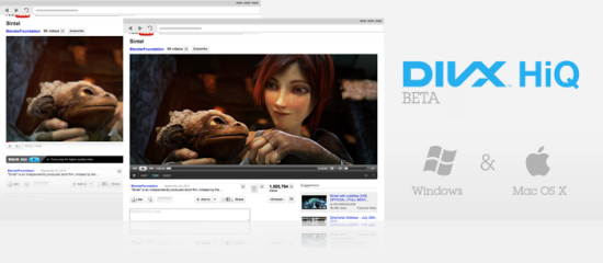 Hey Microsoft—DivX Already Supports H 264 with HTML5 in