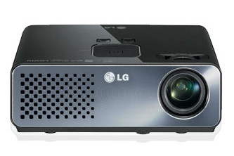 LG LED Projector