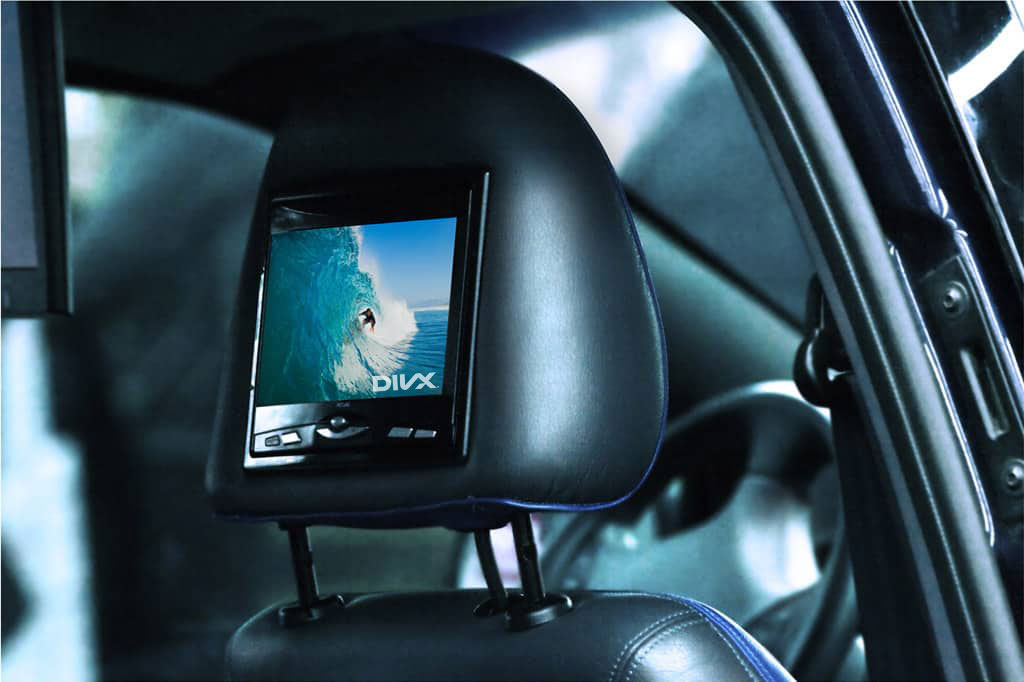 In Car Playback Divx Video Software