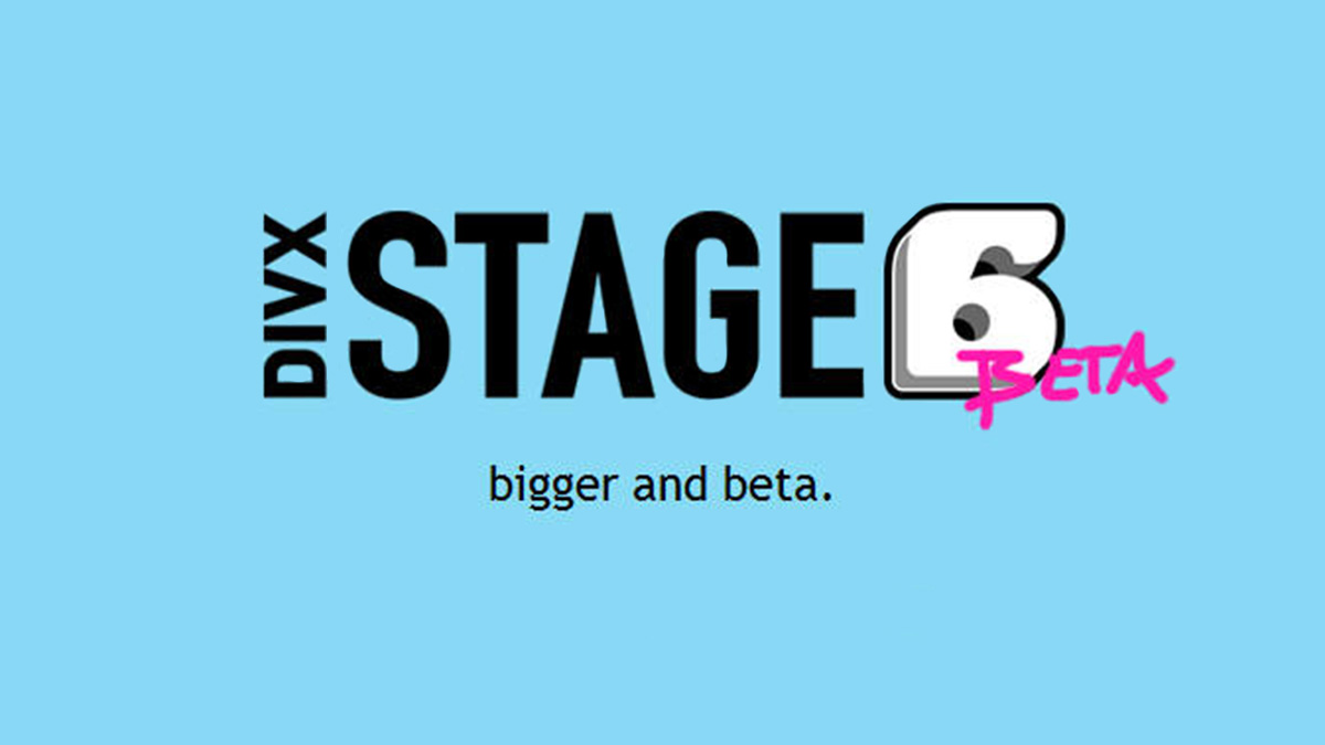 Stage6 beta logo